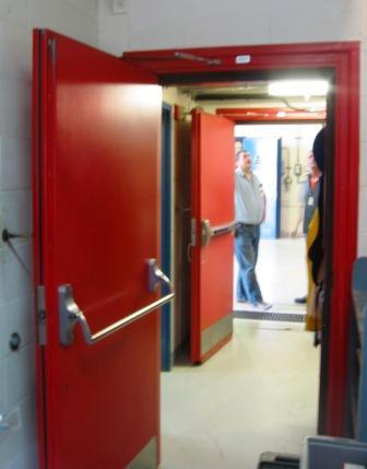 Soundproof Doors Sound Absorbing Panels Blast Doors Noise Barrier - Doors & Industrial Silencers Noise Barriers Sound Absorbing Panels